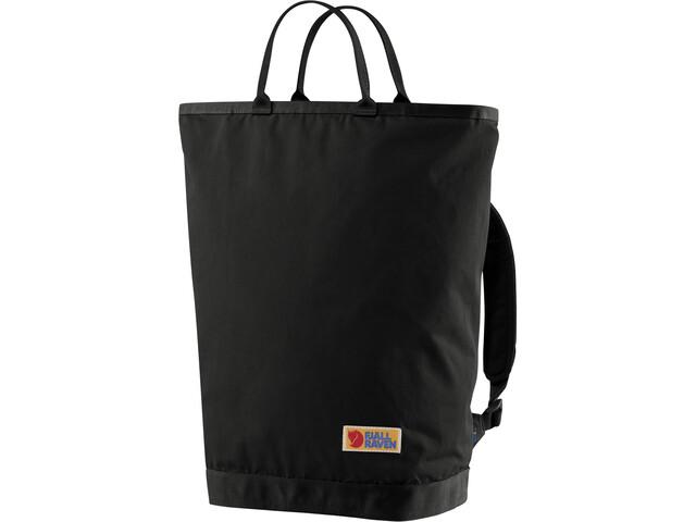 Fjällräven Vardag Tote-laukku, black
